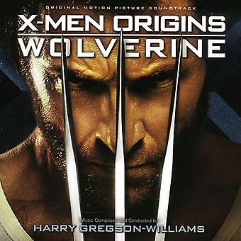 Harry Gregson-William - X-Men Origins: Wolverine [Original Motion Picture Soundtrack] [CD] USA import