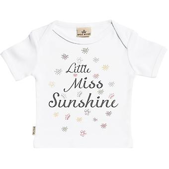 Spoilt Rotten Little Miss Sunshine Short Sleeve Baby T-Shirt