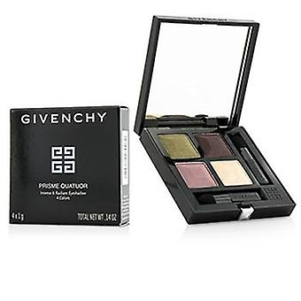 Givenchy Prisme Quatuor 4 Colors Eyeshadow - # 7 Tentation - 4x1g/0.14oz