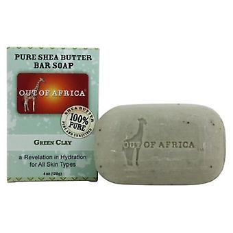Out of Africa Pure Shea Butter Bar Soap Green Clay