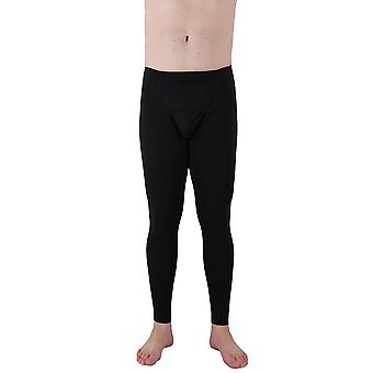 Underworks Mens cotone Spandex Leggings