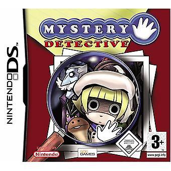 Mystery Detective (Nintendo DS) - Fabrik versiegelt