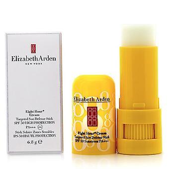 Elizabeth Arden Acht-Stunden-Creme gezielt Sun Defense Stick Spf 50 Sonnenschutz Pa+++ - 6,8 g / 0,24 Unzen