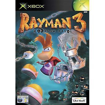 Rayman 3 Hoodlum Havoc (Xbox) - New