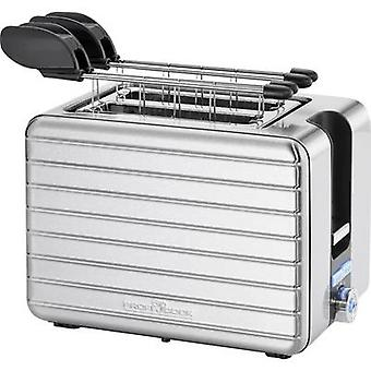 Profi Cook PC-TAZ 1110 Toaster with home baking attachment Stainless steel