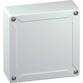 Spelsberg TG ABS 1212-6-o Support d'ajustement 124 x 122 x 55 acrylonitrile butadène styrène Gris-blanc (RAL 7035) 1 pc(s)