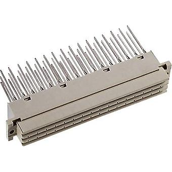 Edge connector (receptacle) 110-40064 Total number of pins 48 No. of rows 3 ept 1 pc(s)