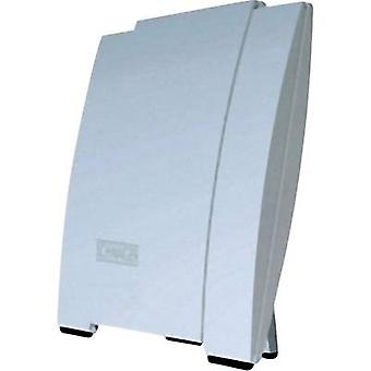 Schwaiger DTA 3000 DVB-T/T2 active roof antenna Indoors, Outdoors Amplification: 20 dB White