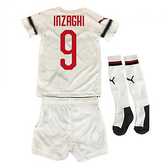 2018-2019 AC Milan Puma Away Mini Kit (Inzaghi 9)