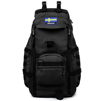 Large backpack in durable fabric model 2019-7230, 62x32x23 cm