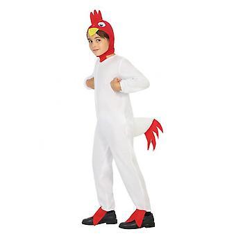 Zwierzę stroje dzieci Rooster kostium dla dzieci
