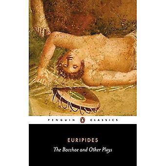 Bacchae i inne sztuki: fenicki kobieta; Orestes; Wielanda w Aulidzie; RH (Penguin Classics)