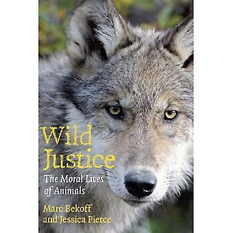 Justicia salvaje: La vida Moral de los animales
