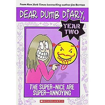Den supersköna är super irriterande (Dear Dumb Diary