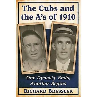De Cubs en de A's van 1910: één dynastie eindigt, een ander begint
