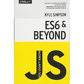 Et tiedä JS: ES6/Teachers & Beyond