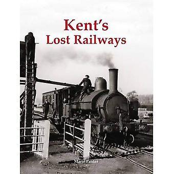 Kent perdu de chemins de fer