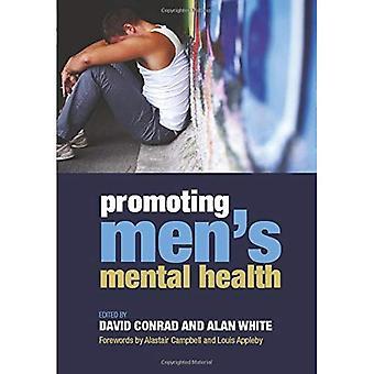 Promoción de la Salud Mental de los hombres