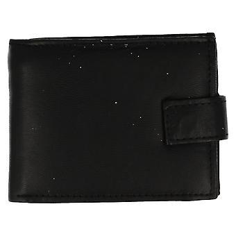 Mens Fabretti Casual Everyday Wallet Bi-Fold
