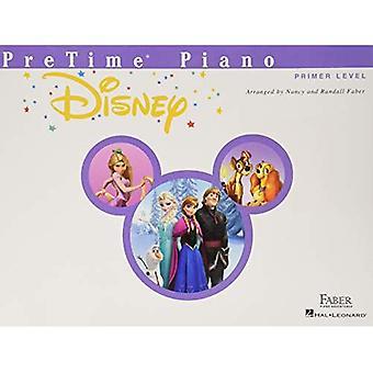 FABER PIANO ADVENTURES PRETIME PIANO DISNEY PRIMER� LEVEL PIANO BOOK