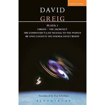 Greig Plays by David Greig