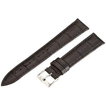 Morellato جلدية سوداء الجنسين حزام فقاعات A01X2269480019CR18 18 ملم
