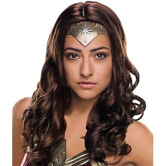 Wonder Woman Prestige parrucca adulto