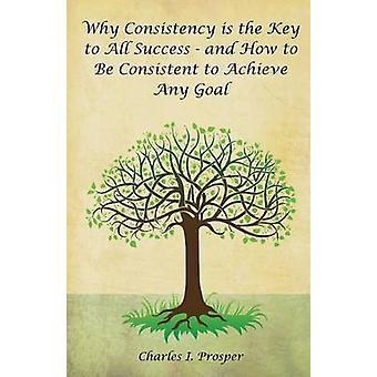 Miksi johdonmukaisuus on avain kaikkiin menestyksen ja olla johdonmukainen saavuttaa mitään tavoitetta Prosper & Kaarle I