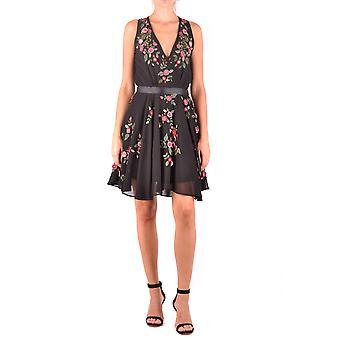 Robe Blugirl Blumarine Ezbc103032 Femmes-apos;s Black Polyester Dress