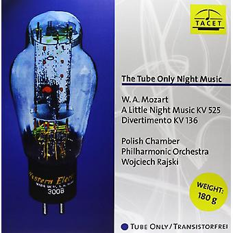 W.a. Mozart - The Tube Only Night Music: W.a. Mozart - a Little Night Music [Vinyl] USA import