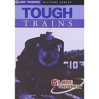 Globe Trekker: Tough Trains [DVD] USA import