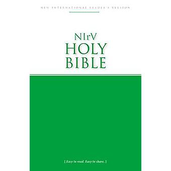 NIrV - Economy Bible - Paperback - Easy to Read. Easy to Share. by Zon