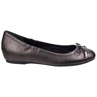 Rockport Womens/dames à égalité les chaussons en cuir
