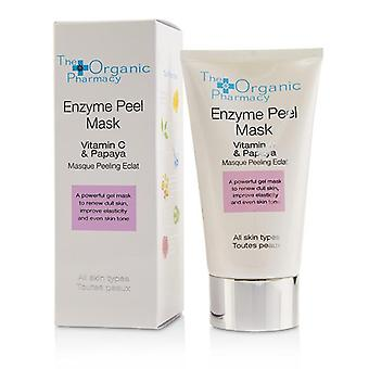 The Organic Pharmacy Enzyme Peel Mask With Vitamin C & Papaya (limited Edition) - 60ml/2.03oz