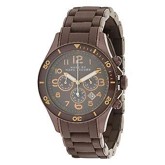 MARC Marc Jacobs Marine Rock Chronograph dámy hodinky MBM3122
