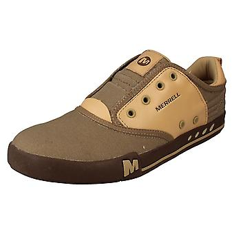 Mens Merrell Slip On Casual Shoes Embark Epic Moc