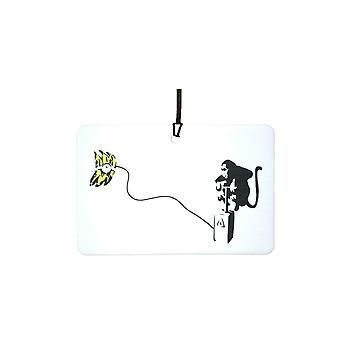 Banksy Monkey Detonator Auto-Lufterfrischer