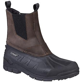 Cotswold Mens Whiteway Hybrid Dealer Boot Brown