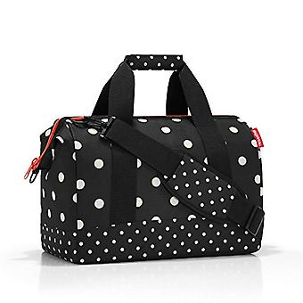 Reisenthel allrounder M mixed dots Bag 40 centimeters 18 Black (Mixed Dots)