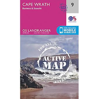 Cape Wrath - Durness & Scourie by Ordnance Survey - 9780319473320 Book