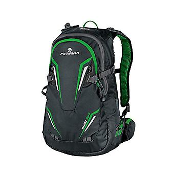 Ferrino - Maudit - Backpack - Unisex - Black/Green - 30-5 l