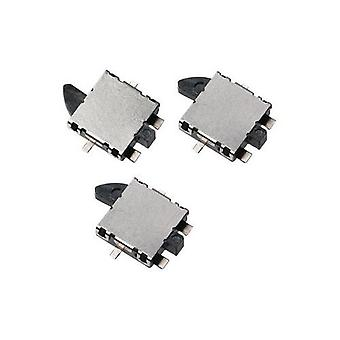 Media disc detection sensor switch for sony ps4 consoles (fits kld 001 / 002 / 004) replacement smd part - 3 pack