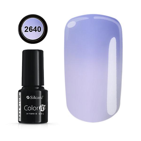 Gellack-Color IT-Premium-Thermo-* 2640 UV gel/LED