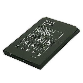 MYBAT Li-ion batterij voor HTC Mogul/XV6800/PPC6800/P4000