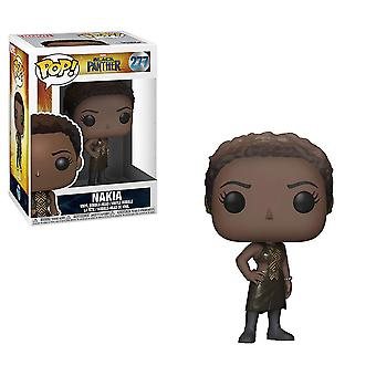 Black Panther Nakia Pop! Vinyl