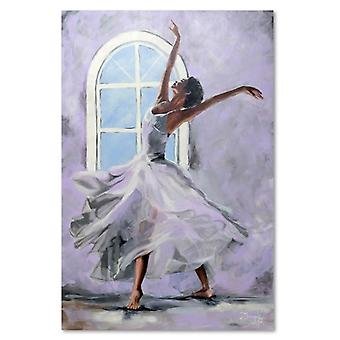 Canvas, Picture on canvas, Dancer 2