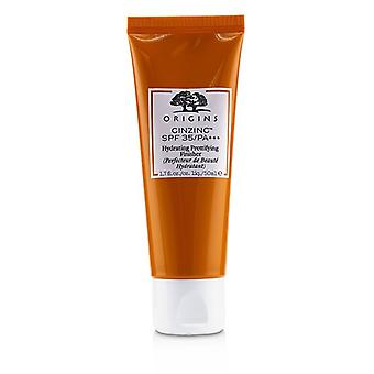 Origins Ginzing Spf 35/pa+++ Hydrating Prettifying Finisher - 50ml/1.7oz