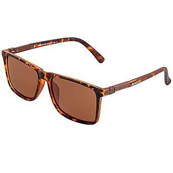 Breed Caelum Polarized Sunglasses - Tortoise/Brown