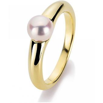 Pearl Rings Ring 585 Yellow Gold