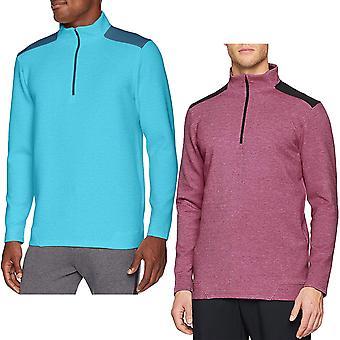 Under Armour Mens Storm Playoff 1/2 Zip Golf Pullover Sweater Sweatshirt Top